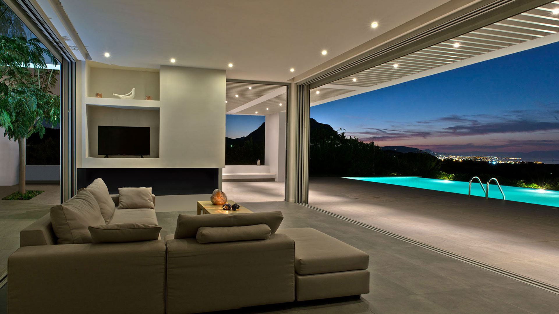 Vacation house in Korinthos