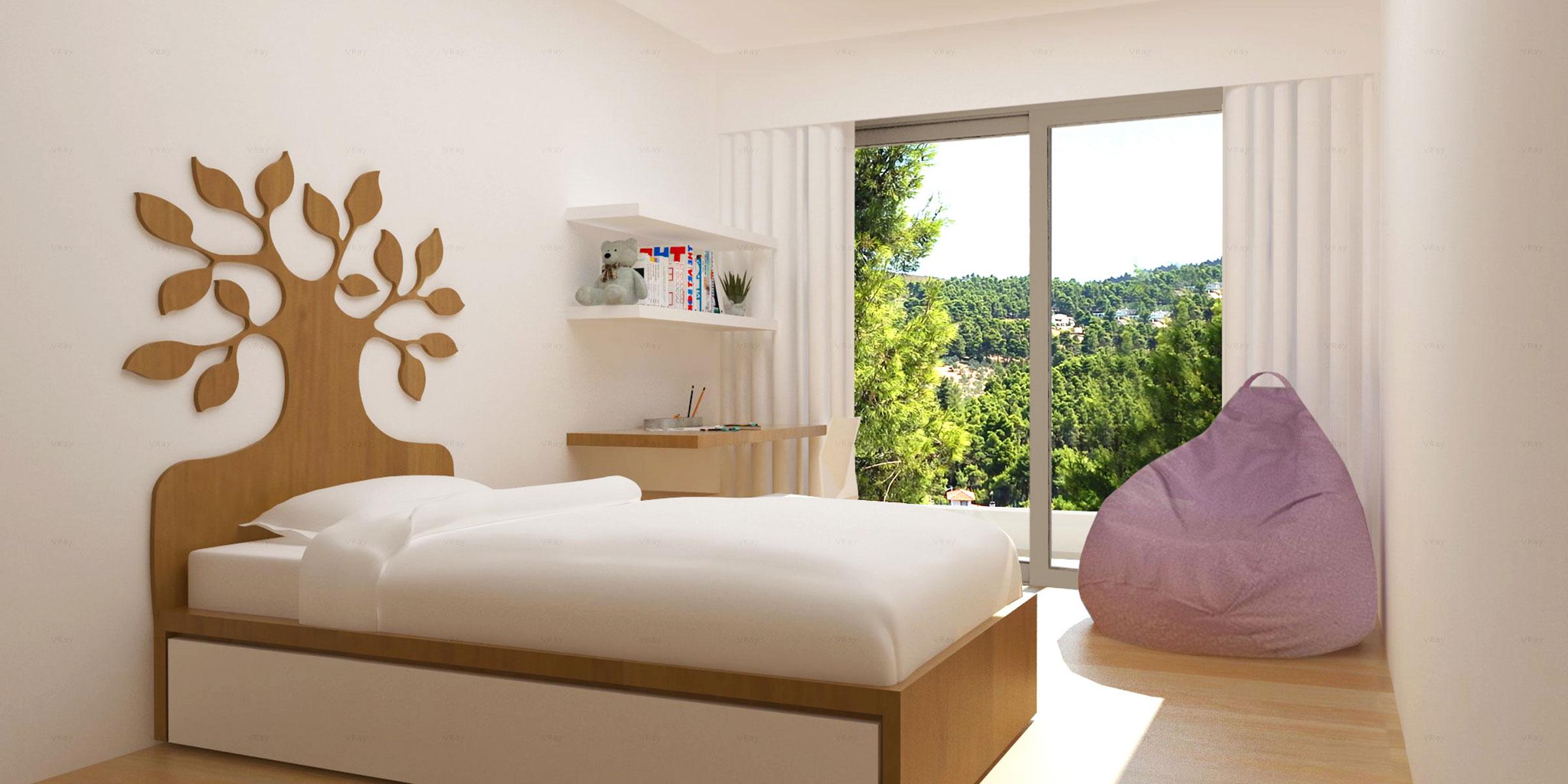 alimos bedroom