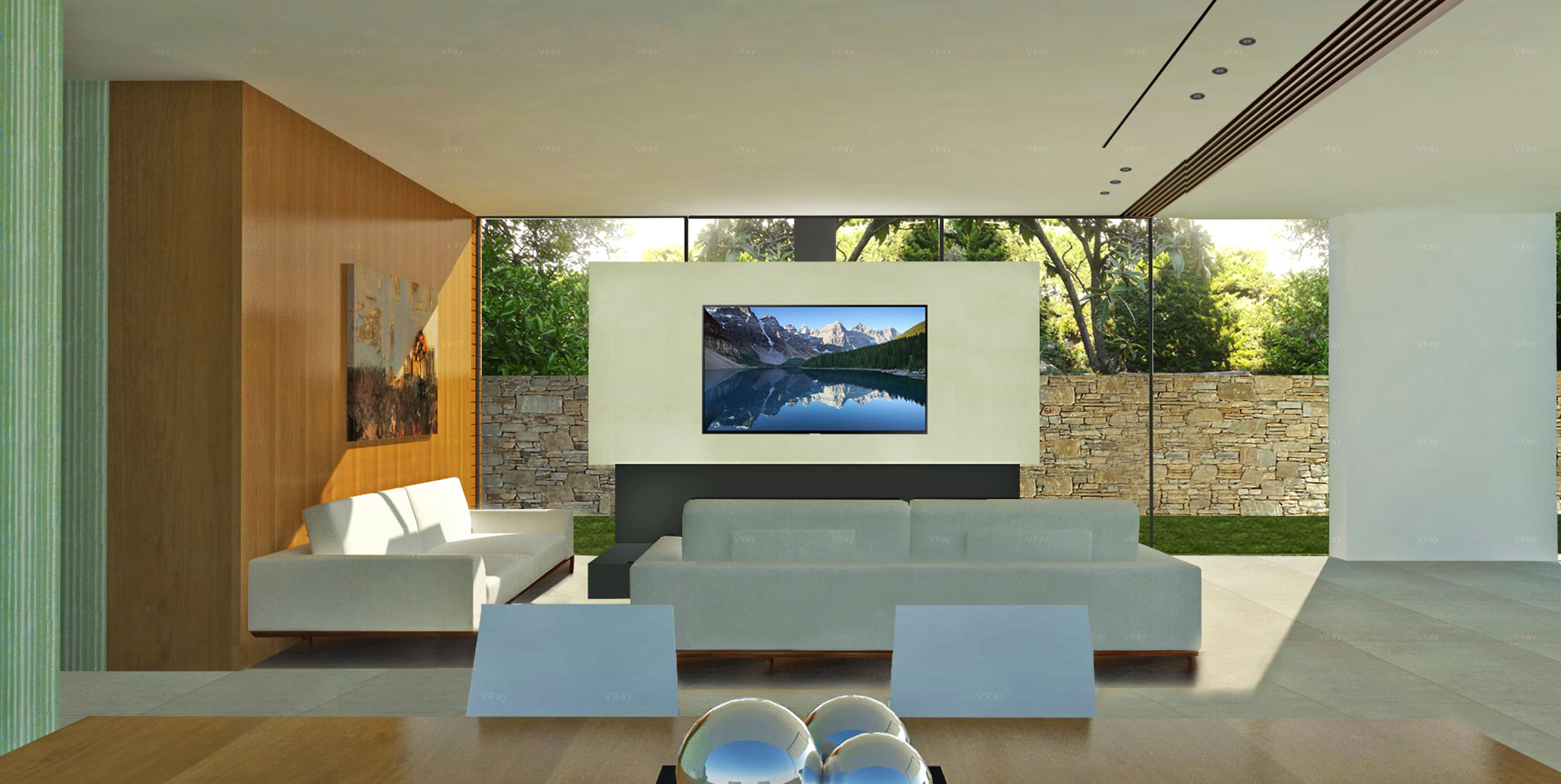 alimos living room